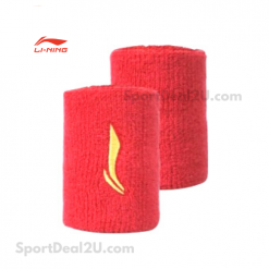 Li Ning WristBand - Red