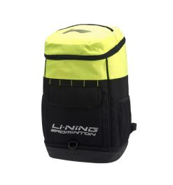 lining backpack lime