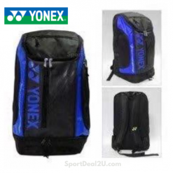 Yonex blue backpack