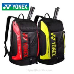 Yonex Bag Red Backpack